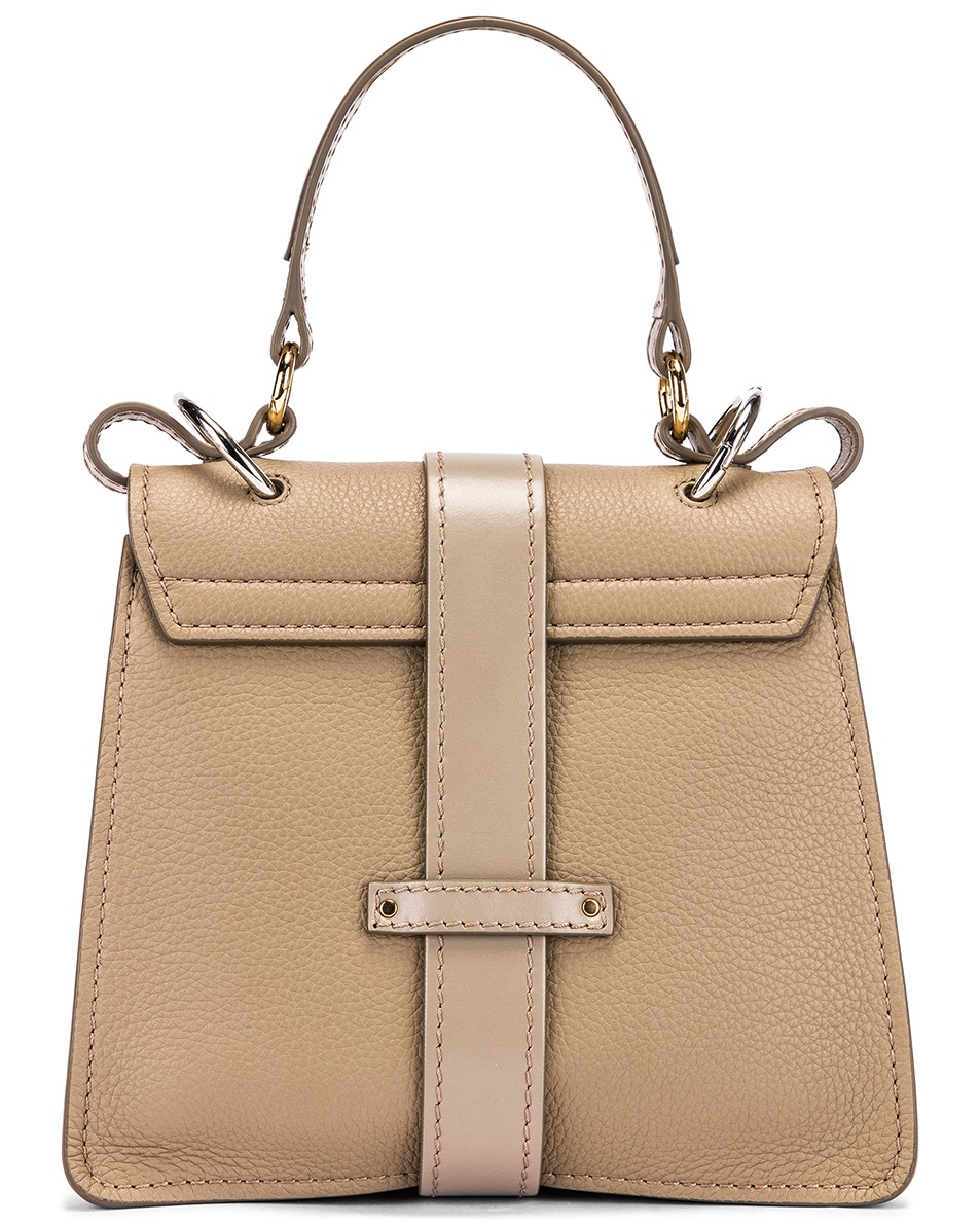 Image 3 of Chloe Small Aby Day Bag in Motty Grey