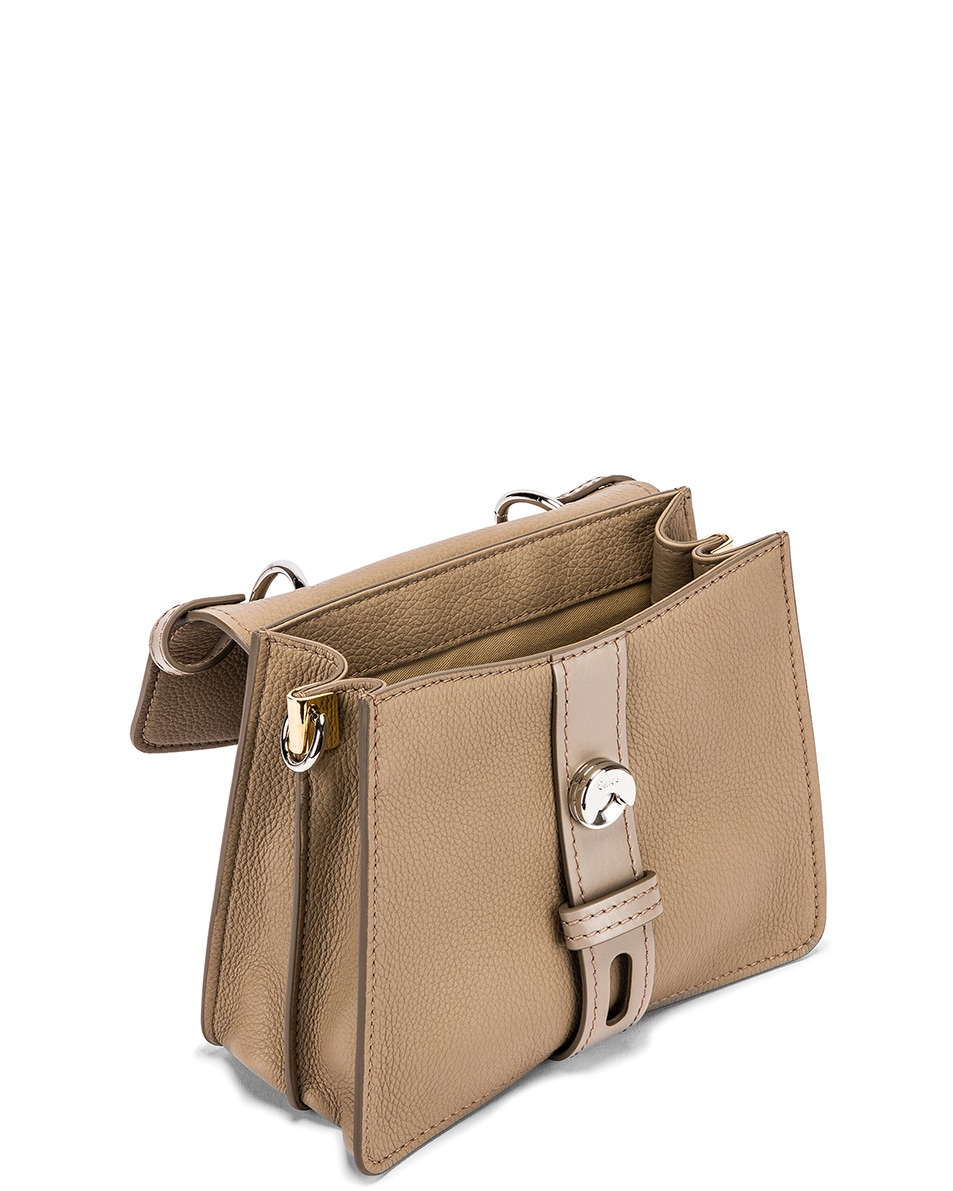 Image 5 of Chloe Small Aby Day Bag in Motty Grey