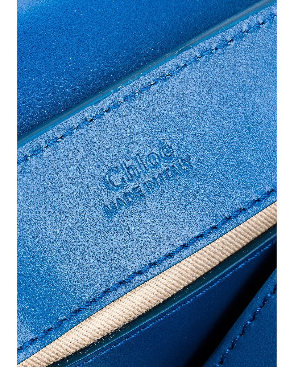 Image 5 of Chloe C Belt Bag in Smoky Blue