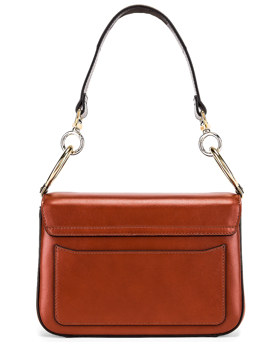Image 3 of Chloe C Crossbody Bag in Sepia Brown