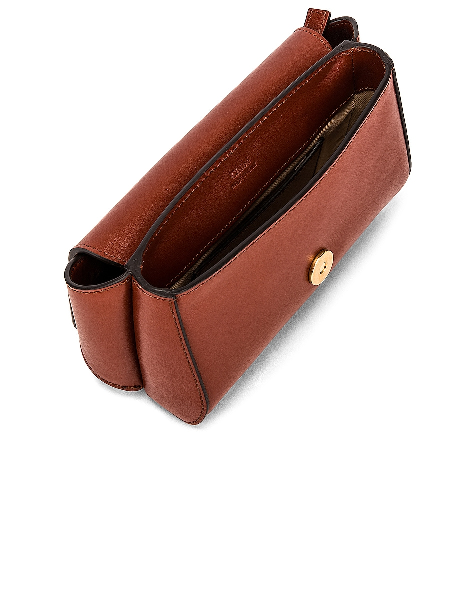 Image 5 of Chloe C Belt Bag in Sepia Brown