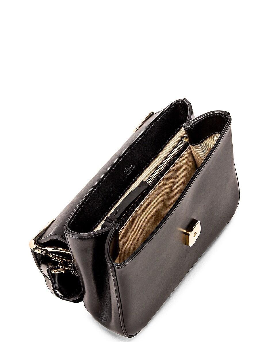 Image 5 of Chloe C Crossbody Bag in Black