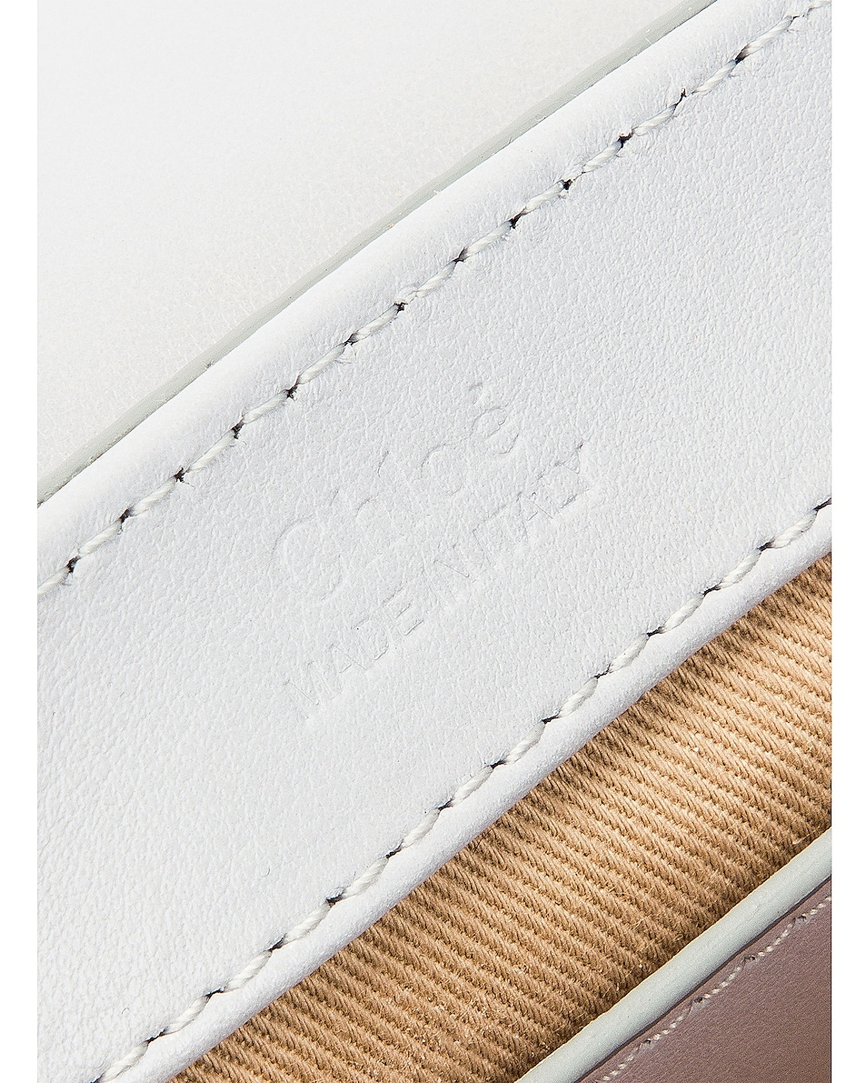 Chloe C Mini Box Bag Light Cloud chic
