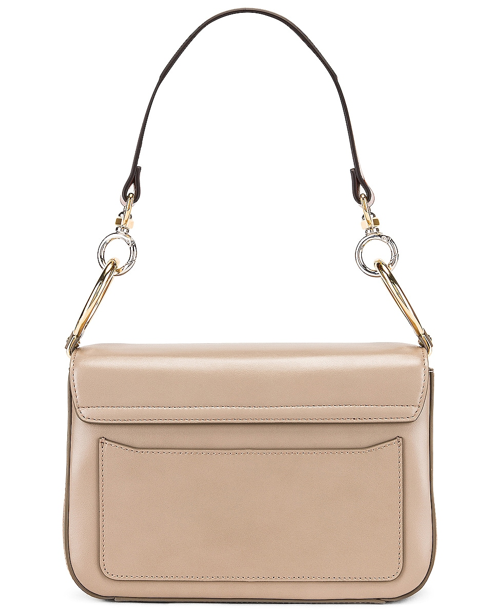 Image 2 of Chloe C Crossbody Bag in Motty Grey