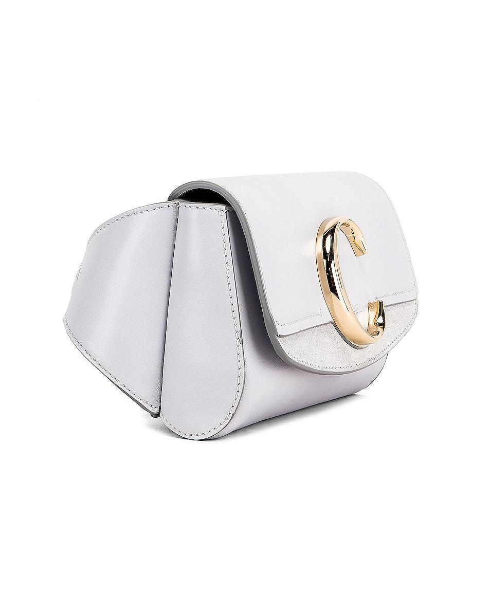 Image 3 of Chloe C Belt Bag in Light Cloud