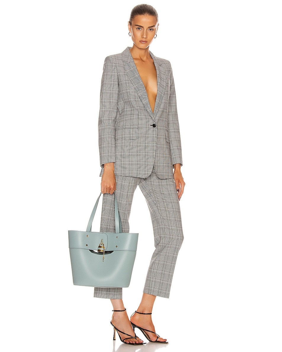 Image 2 of Chloe Small Aby Tote in Faded Blue