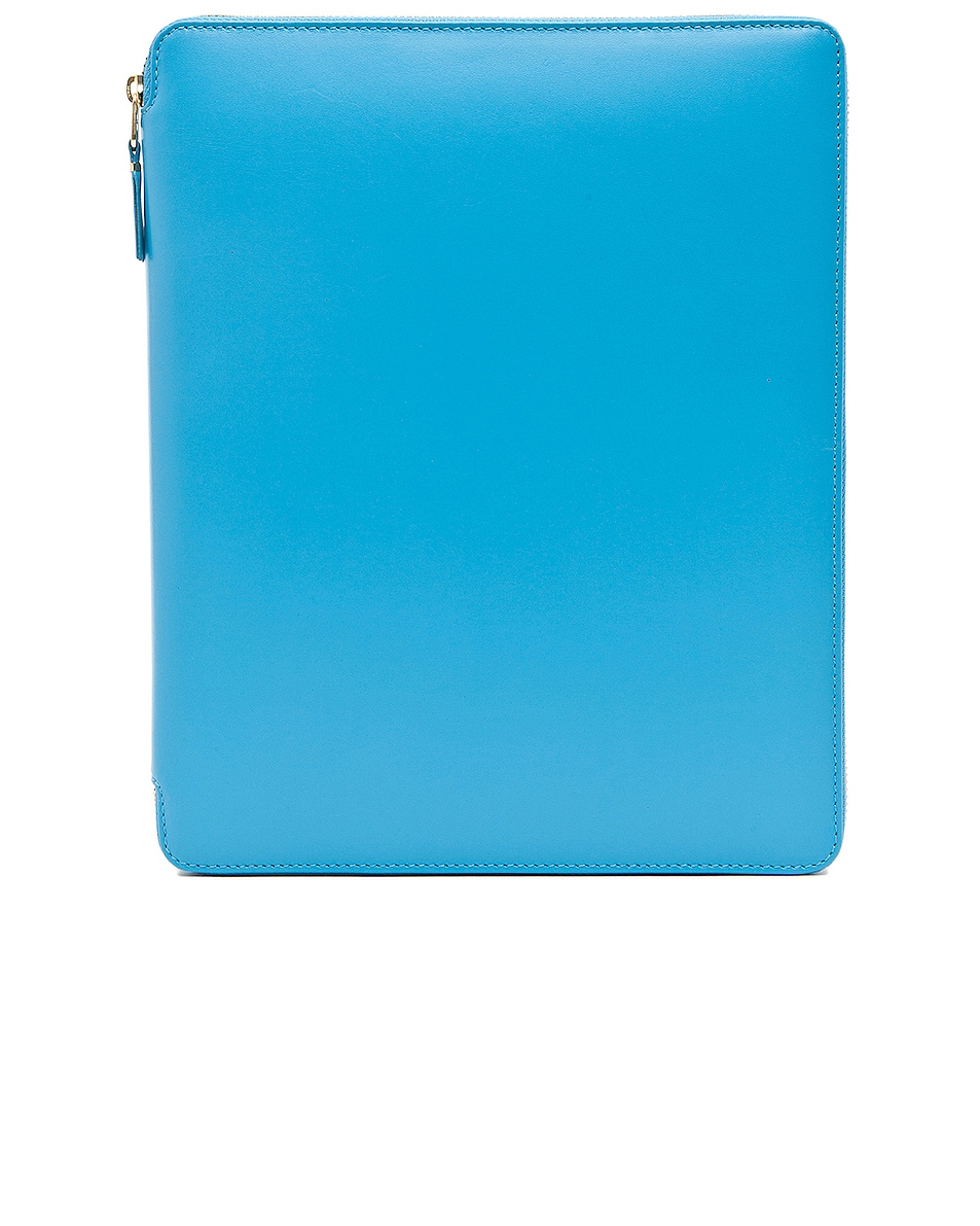 Image 1 of Comme Des Garcons Classic iPad Case in Blue