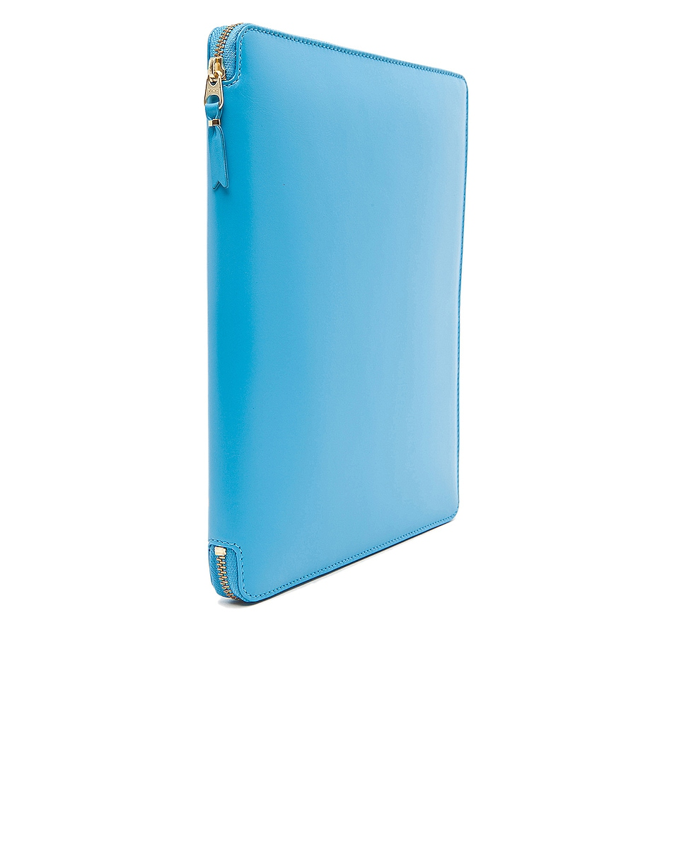 Image 3 of Comme Des Garcons Classic iPad Case in Blue