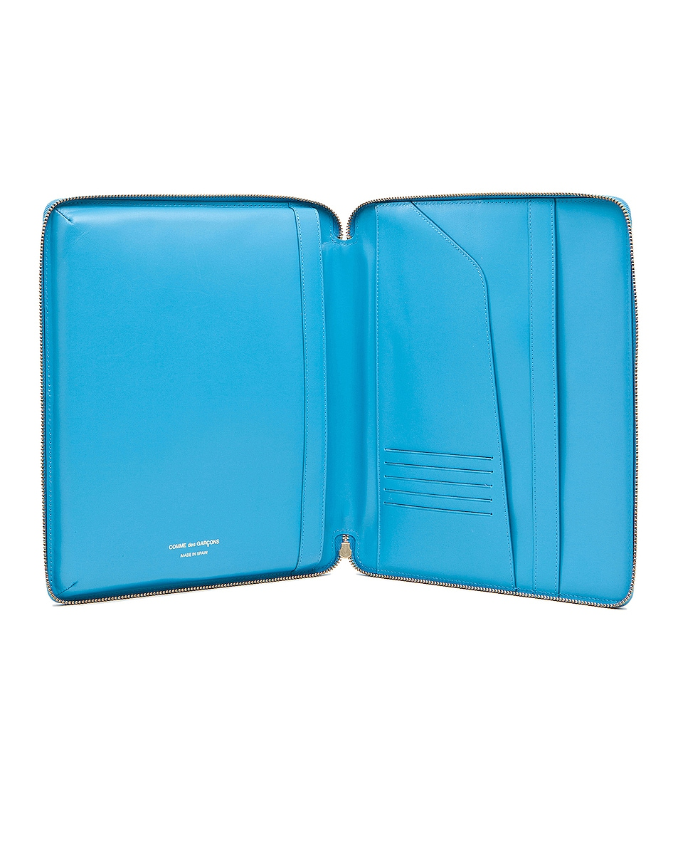 Image 4 of Comme Des Garcons Classic iPad Case in Blue
