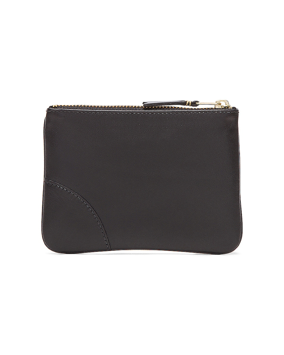 Image 2 of Comme Des Garcons Classic Small Pouch in Black