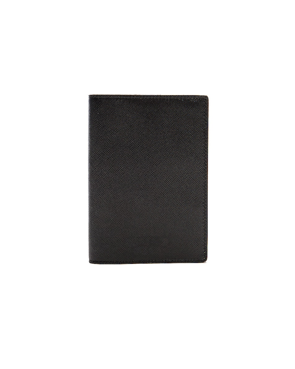 Image 1 of Common Projects Passport Folio in Black