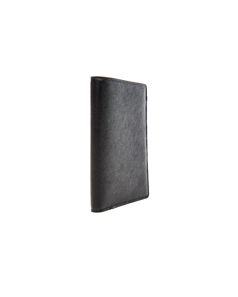 Image 3 of Common Projects Passport Folio in Black