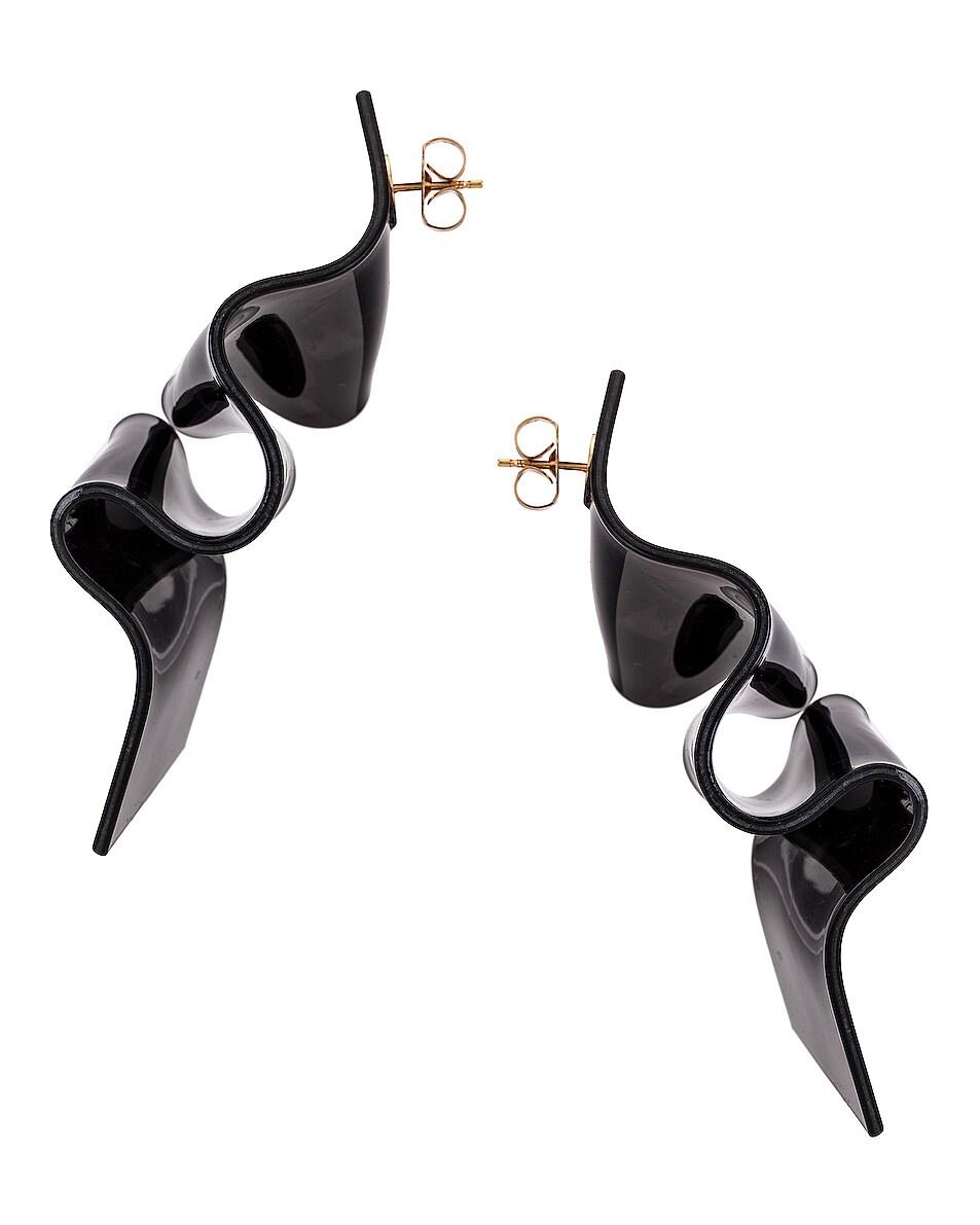 Image 3 of CARMEN MARCH Earrings in Black