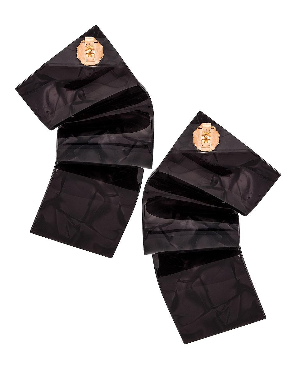 Image 4 of CARMEN MARCH Earrings in Black