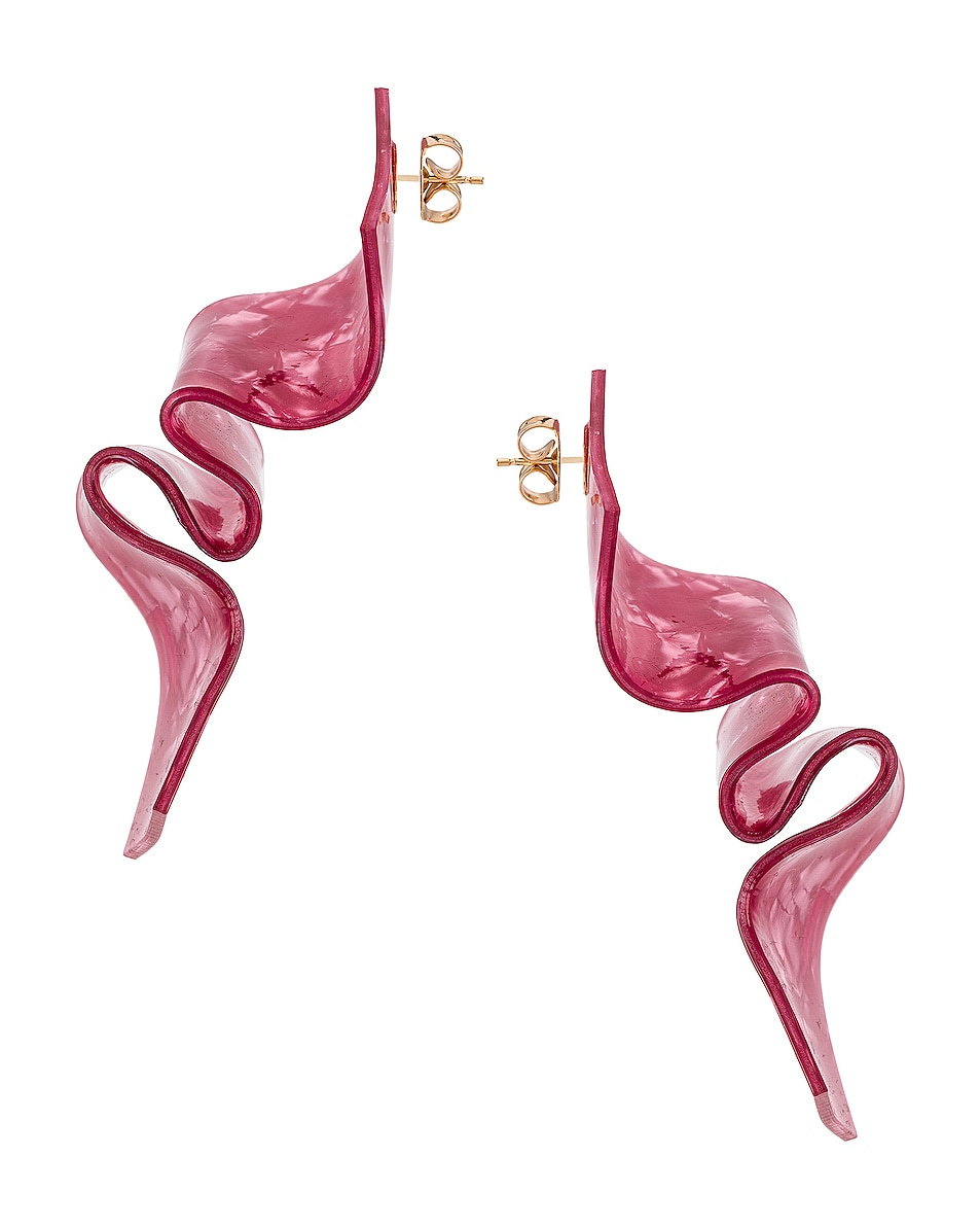 Image 3 of CARMEN MARCH Earrings in Pink