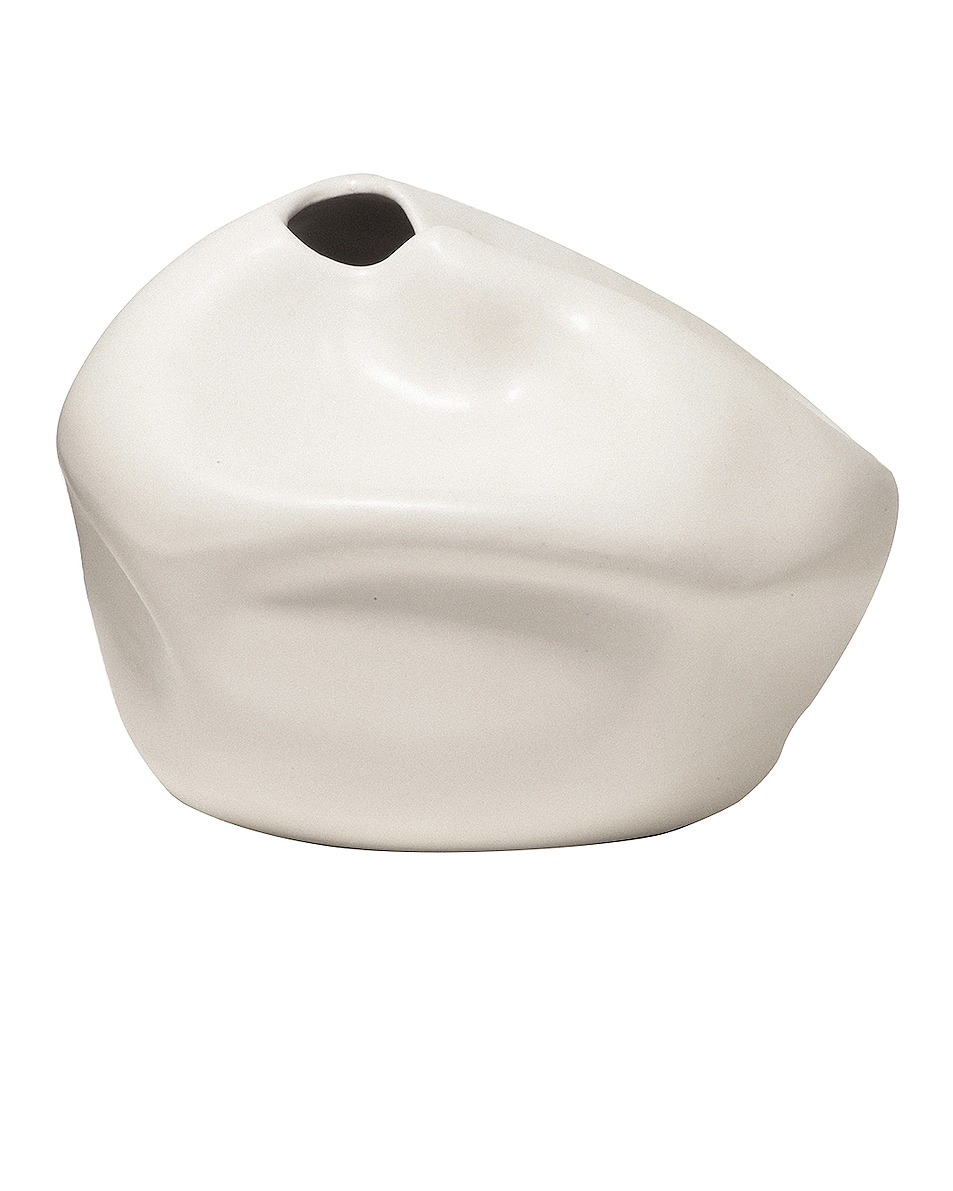 Image 1 of Completedworks Compound Vase in White