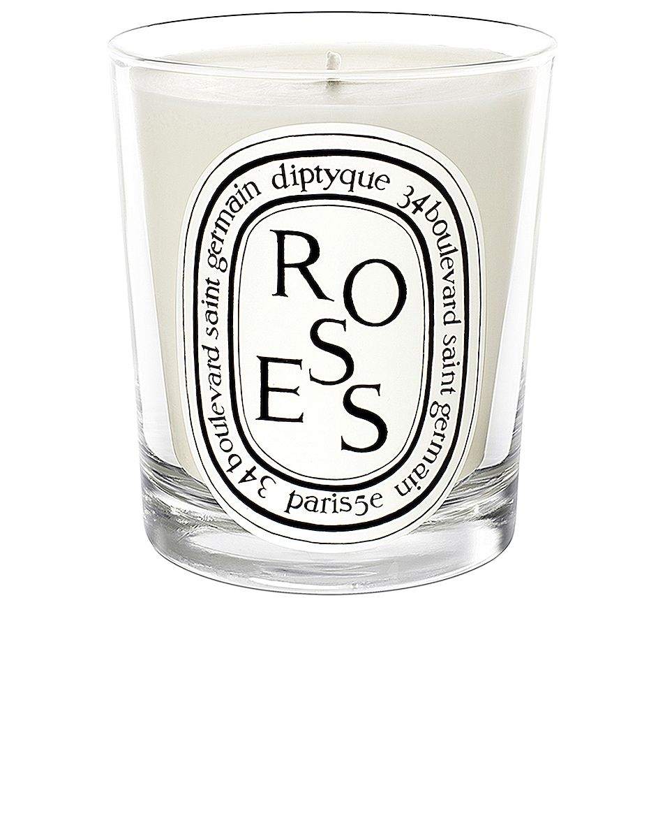 Image 1 of Diptyque Roses Scented Candle in
