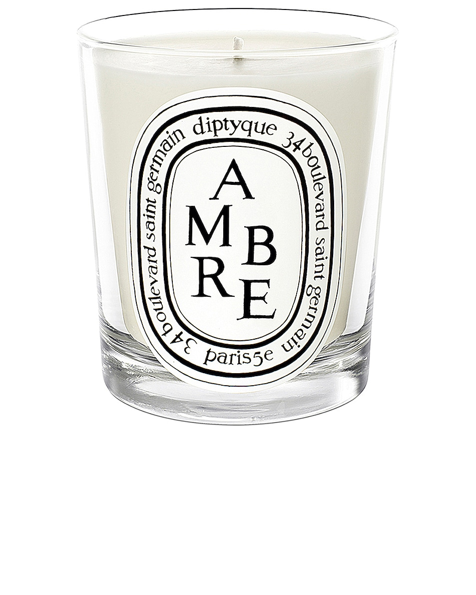 Image 1 of Diptyque Ambre Scented Candle in