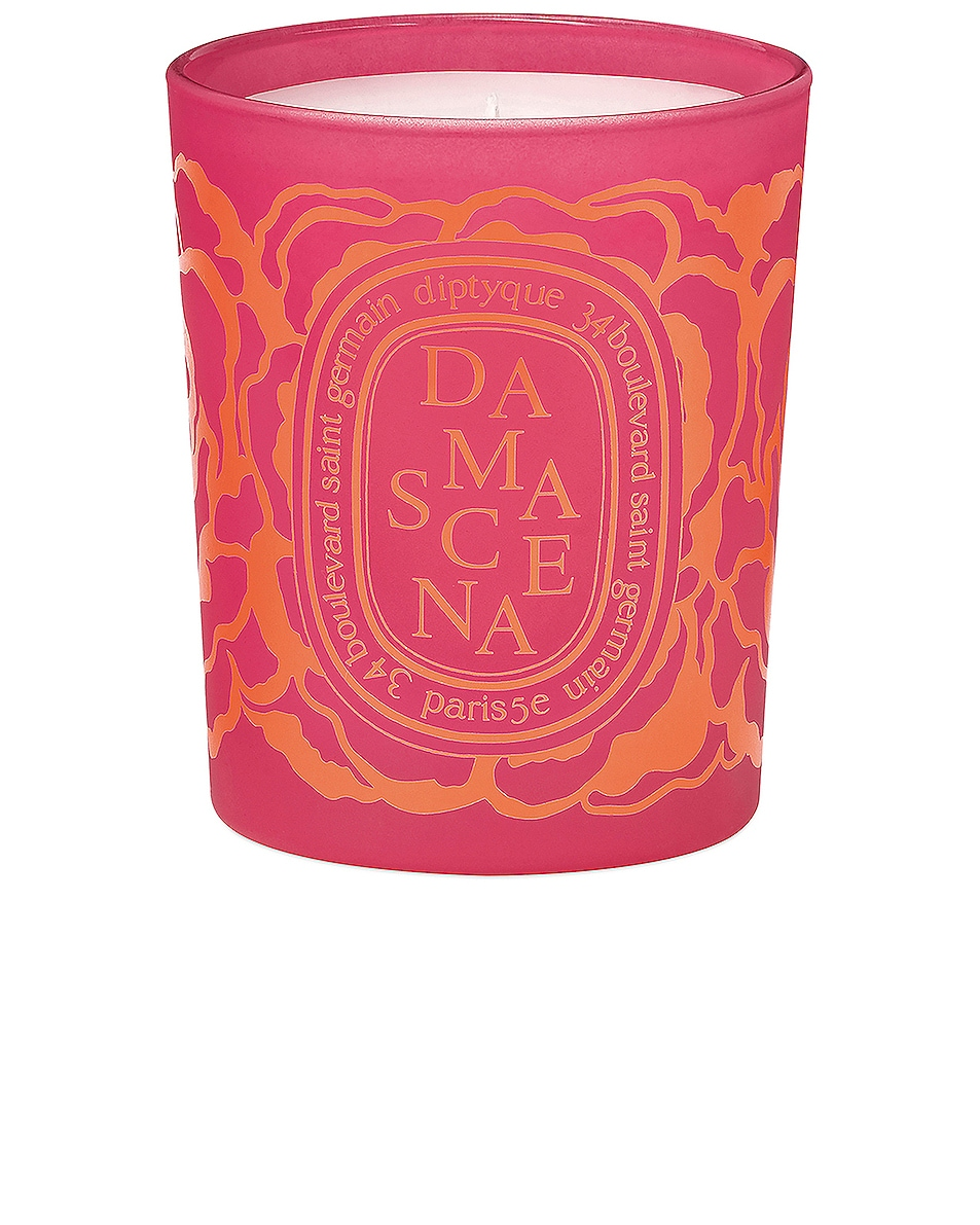 Image 1 of Diptyque Damascena Candle in