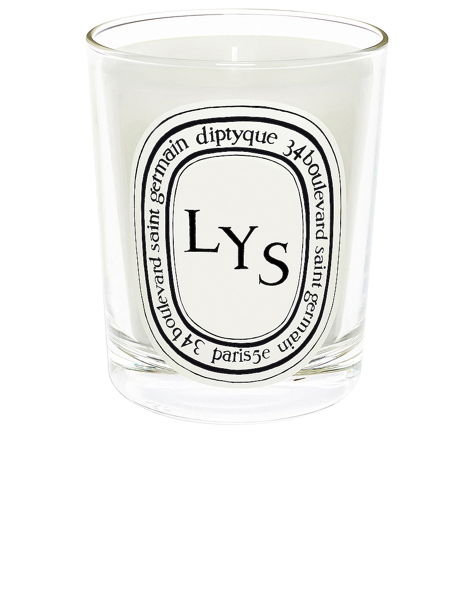 Image 1 of Diptyque Lys Scented Candle in
