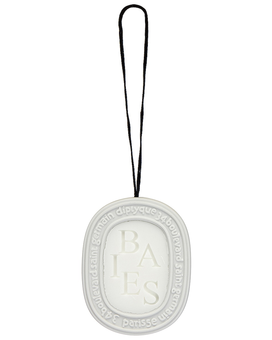 Image 4 of Diptyque Baies Scented Oval in