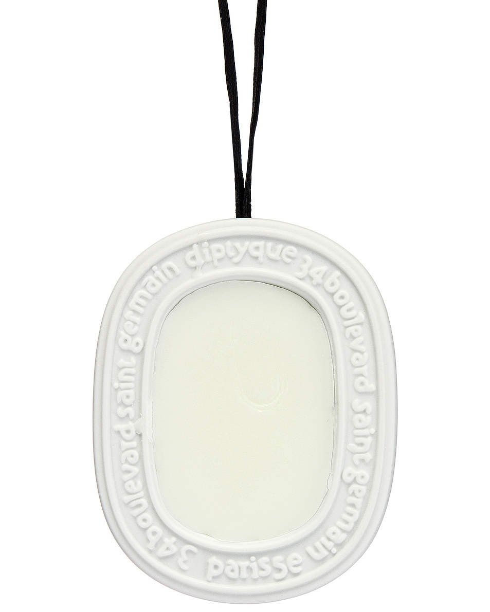 Image 2 of Diptyque Figuier Scented Oval in