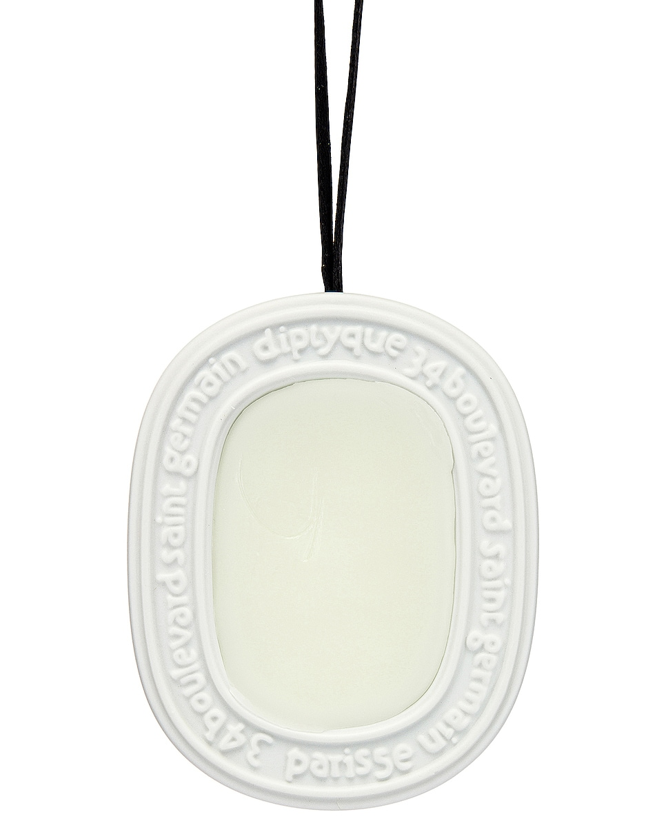 Image 2 of Diptyque Roses Scented Oval in