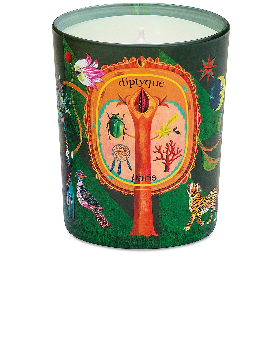 Image 1 of Diptyque Protective Pine Candle in
