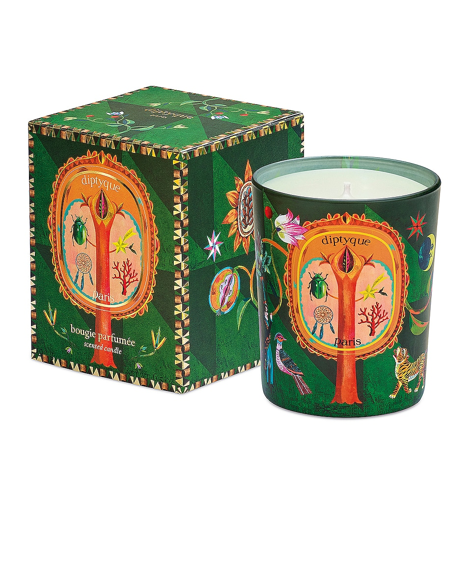 Image 2 of Diptyque Protective Pine Candle in