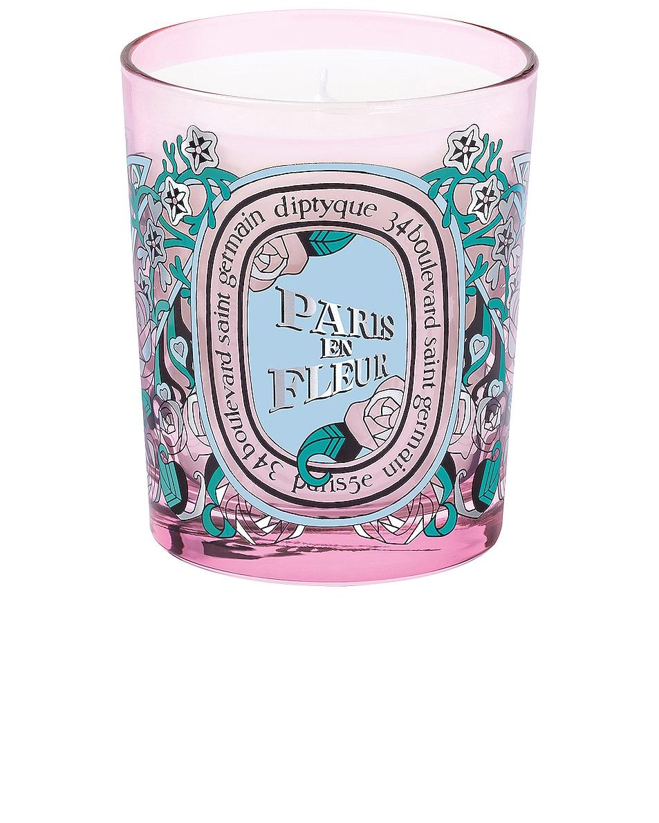 Image 1 of Diptyque Paris en Fleur Scented Candle in