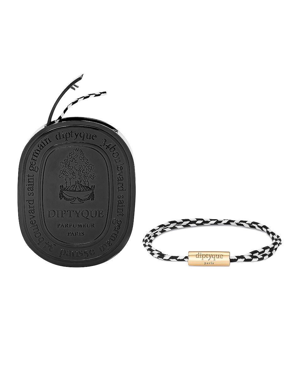 Image 1 of Diptyque Eau de Minthel Perfumed Bracelet in