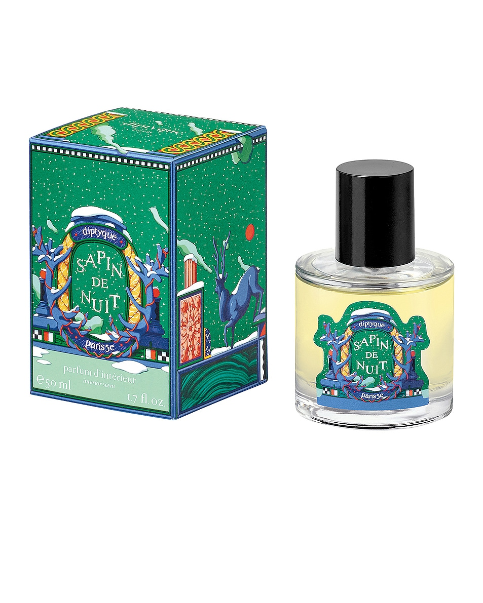 Image 1 of Diptyque Sapin de Nuit Room Spray in