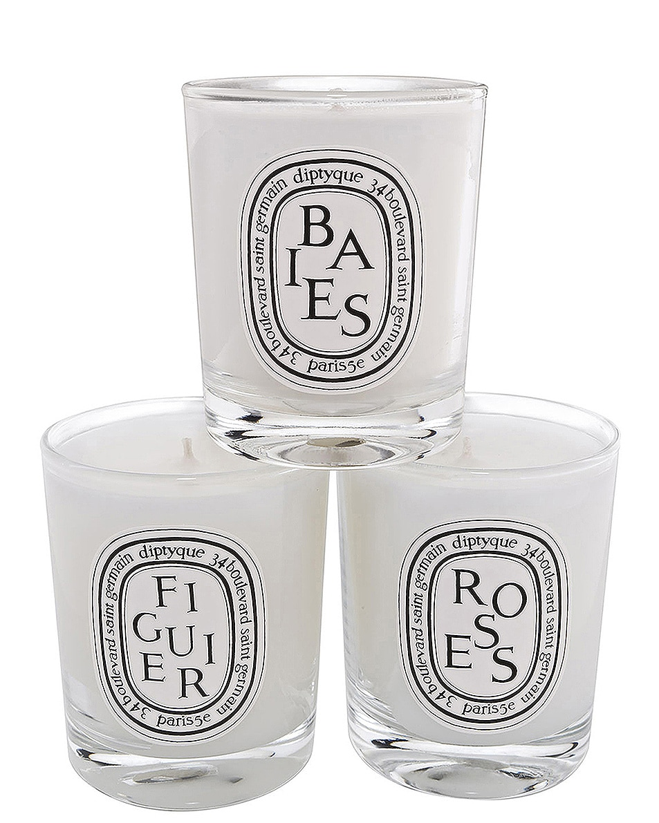 Image 1 of Diptyque Votive Candle Set in