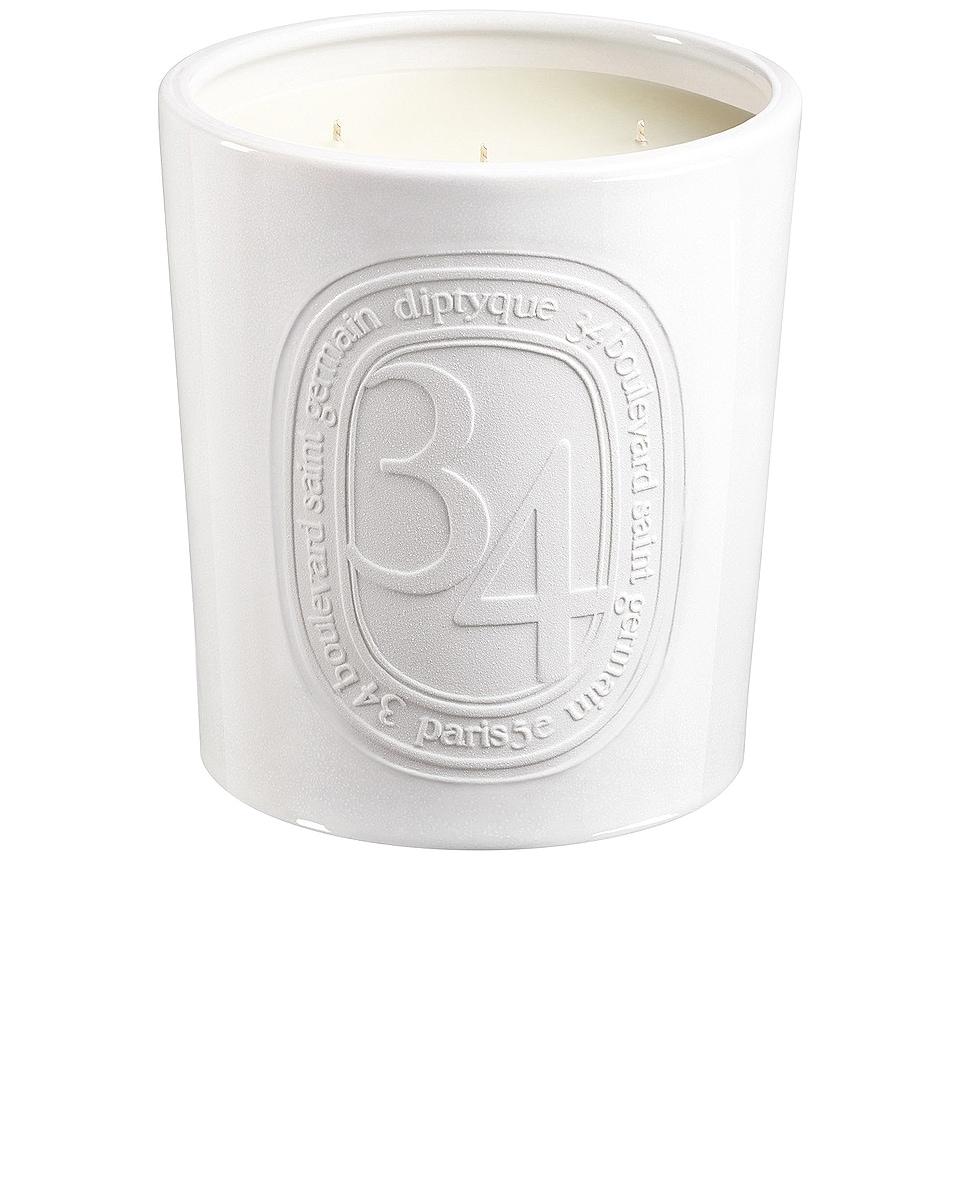 Image 1 of Diptyque 34 Saint Germain Indoor Outdoor Candle in