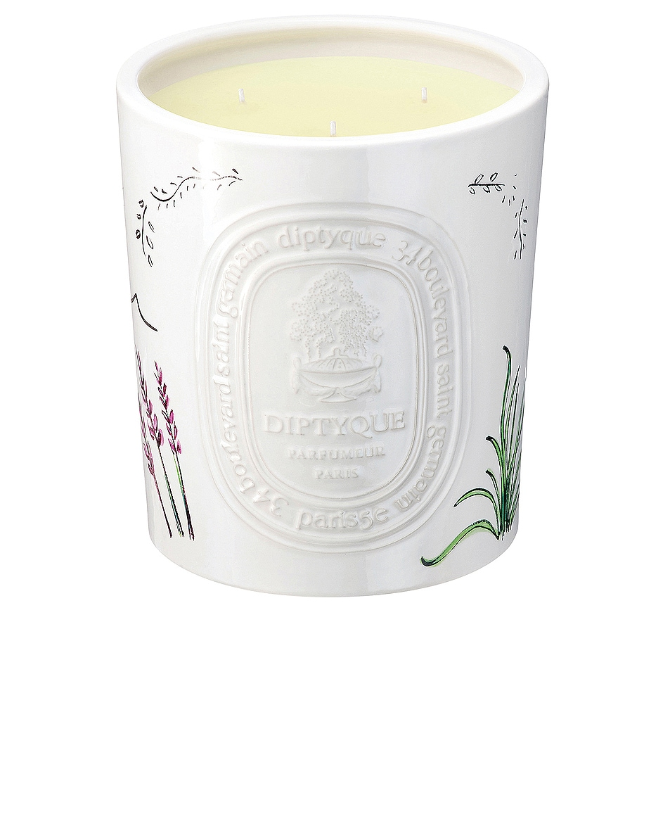 Image 1 of Diptyque Citronnelle Giant Scented Candle in