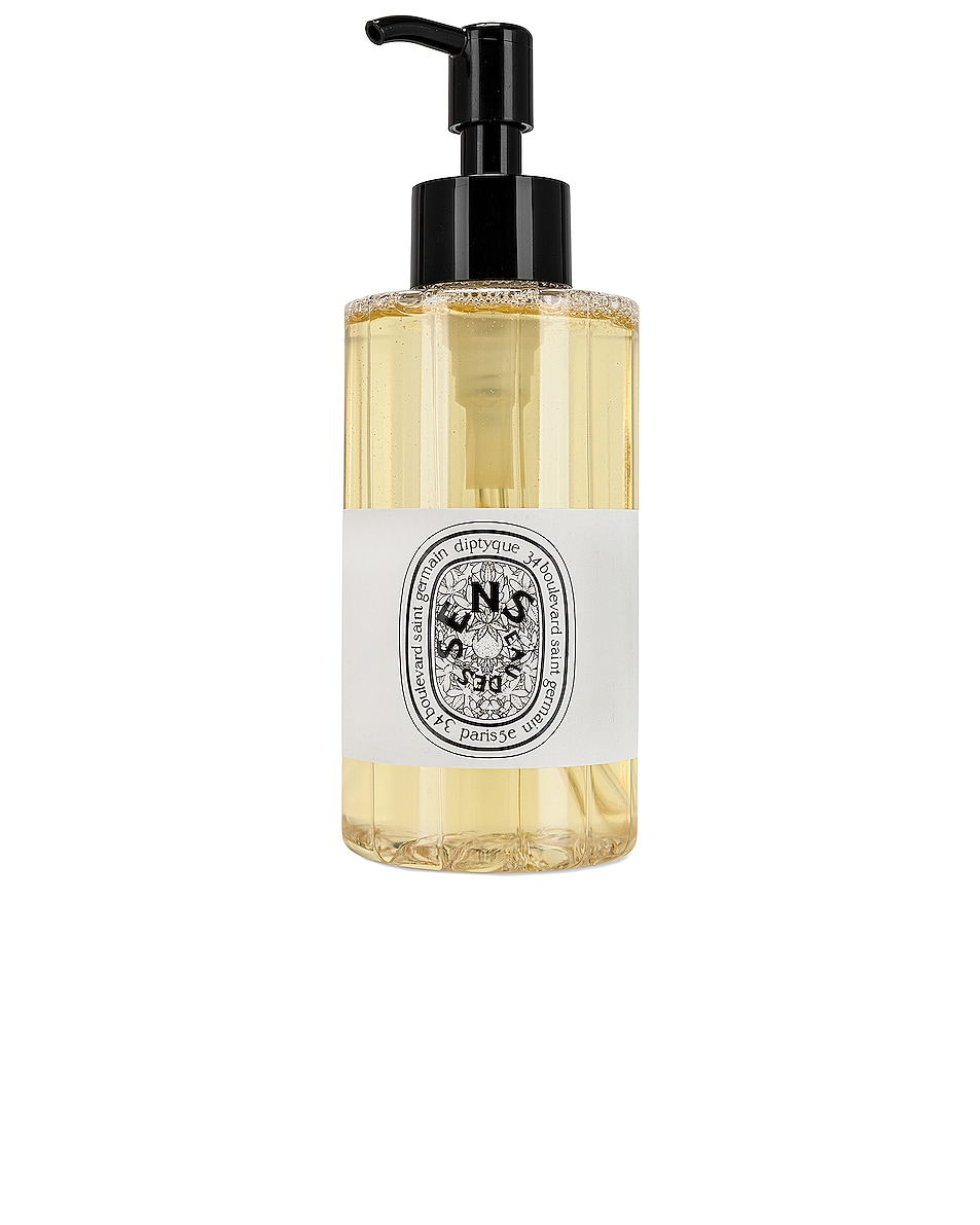 Image 1 of Diptyque Eau des Sense Cleansing Hand and Body Gel in