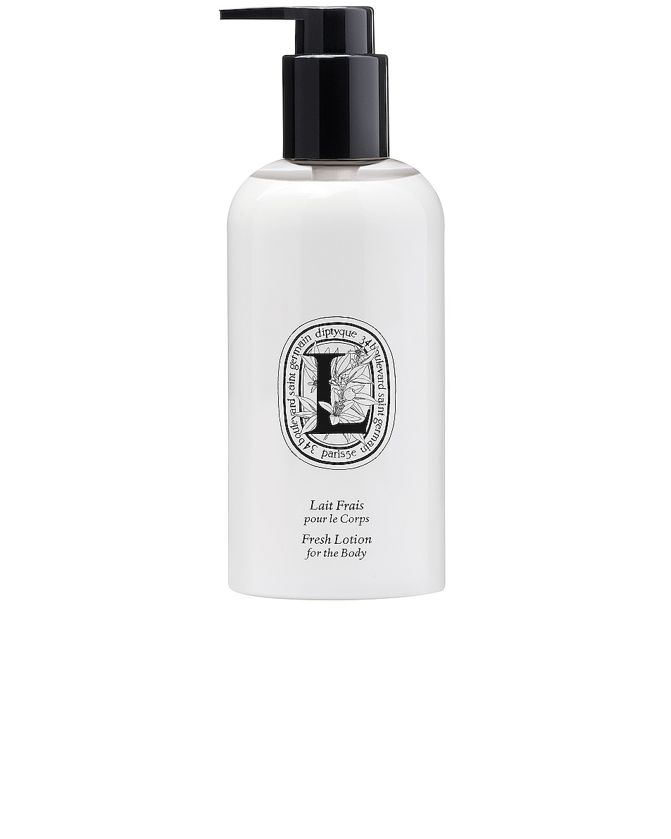 Image 1 of Diptyque Fresh Body Lotion in