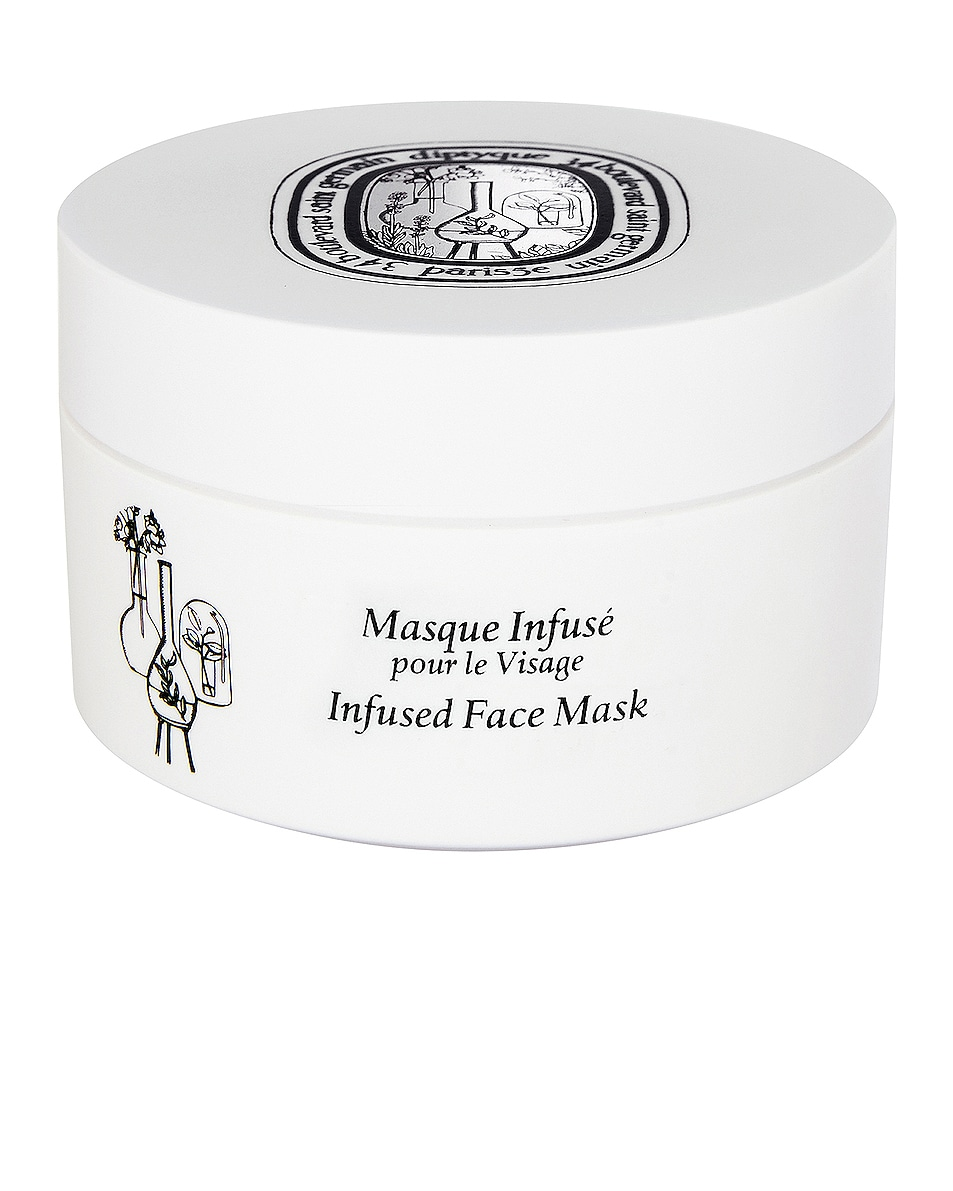 Image 1 of Diptyque Infused Face Mask in