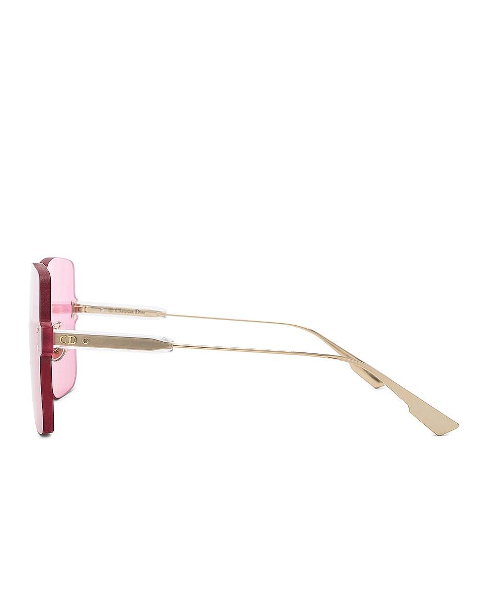 Image 3 of Dior Color Quake 1 Sunglasses in Fuchsia