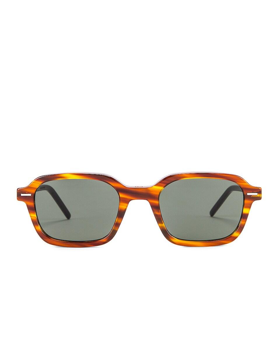 Image 1 of Dior Technicity Sunglasses in Havana