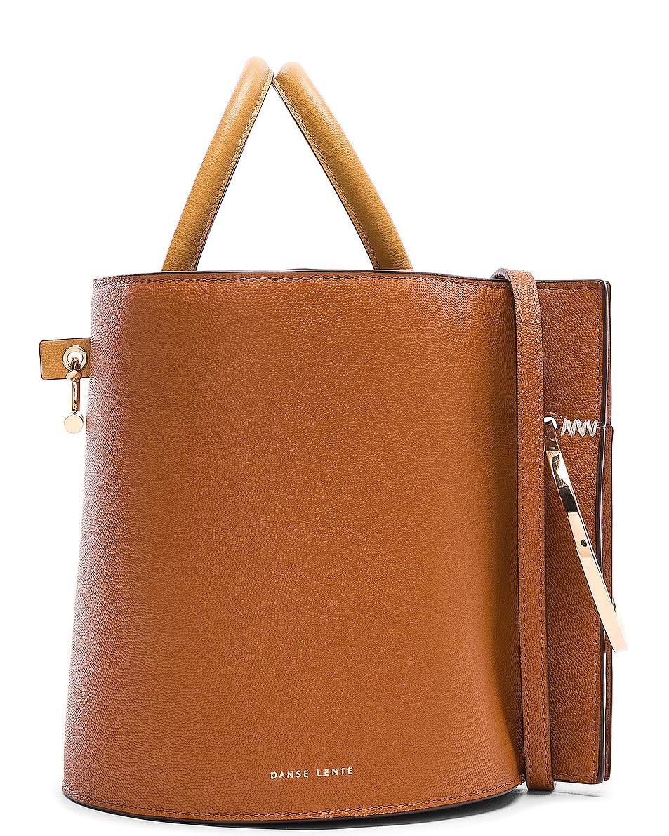Image 1 of Danse Lente Bobbi Bag in Amber