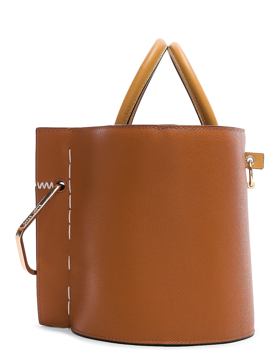 Image 3 of Danse Lente Bobbi Bag in Amber