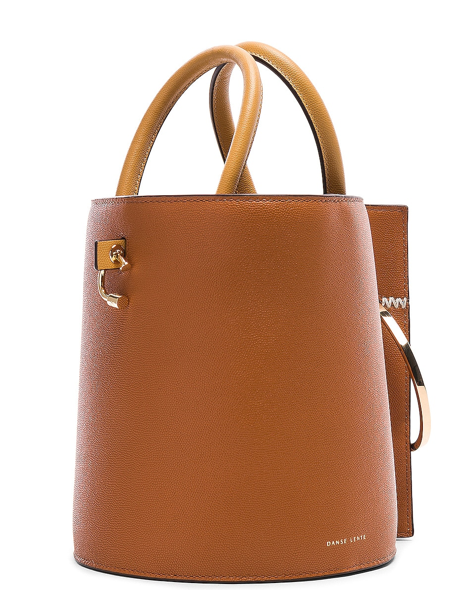 Image 4 of Danse Lente Bobbi Bag in Amber