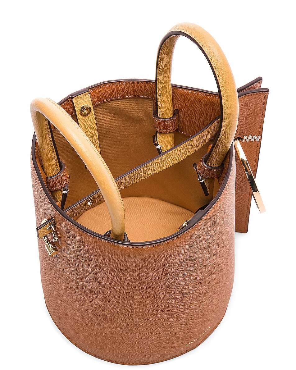 Image 5 of Danse Lente Bobbi Bag in Amber