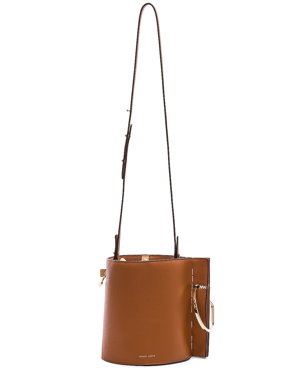 Image 6 of Danse Lente Bobbi Bag in Amber