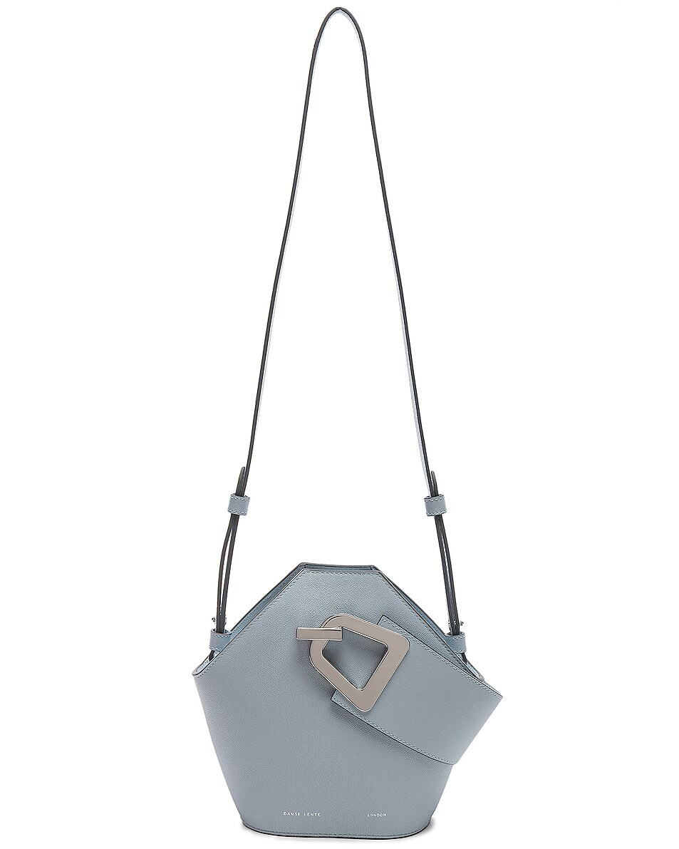 Image 6 of Danse Lente Mini Johnny Bag in Sky