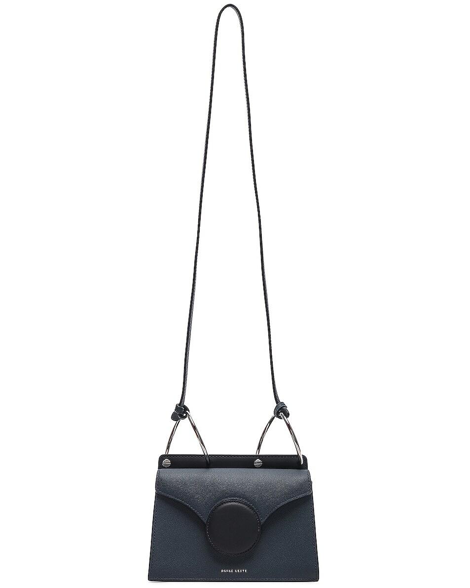 Image 6 of Danse Lente Mini Phoebe Bag in Prussian