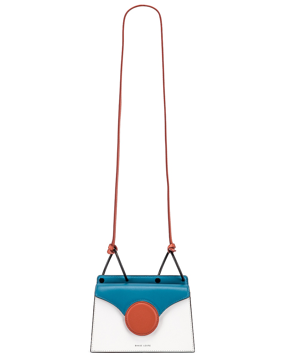 Image 6 of Danse Lente Mini Phoebe Bag in Hawaiian Blue