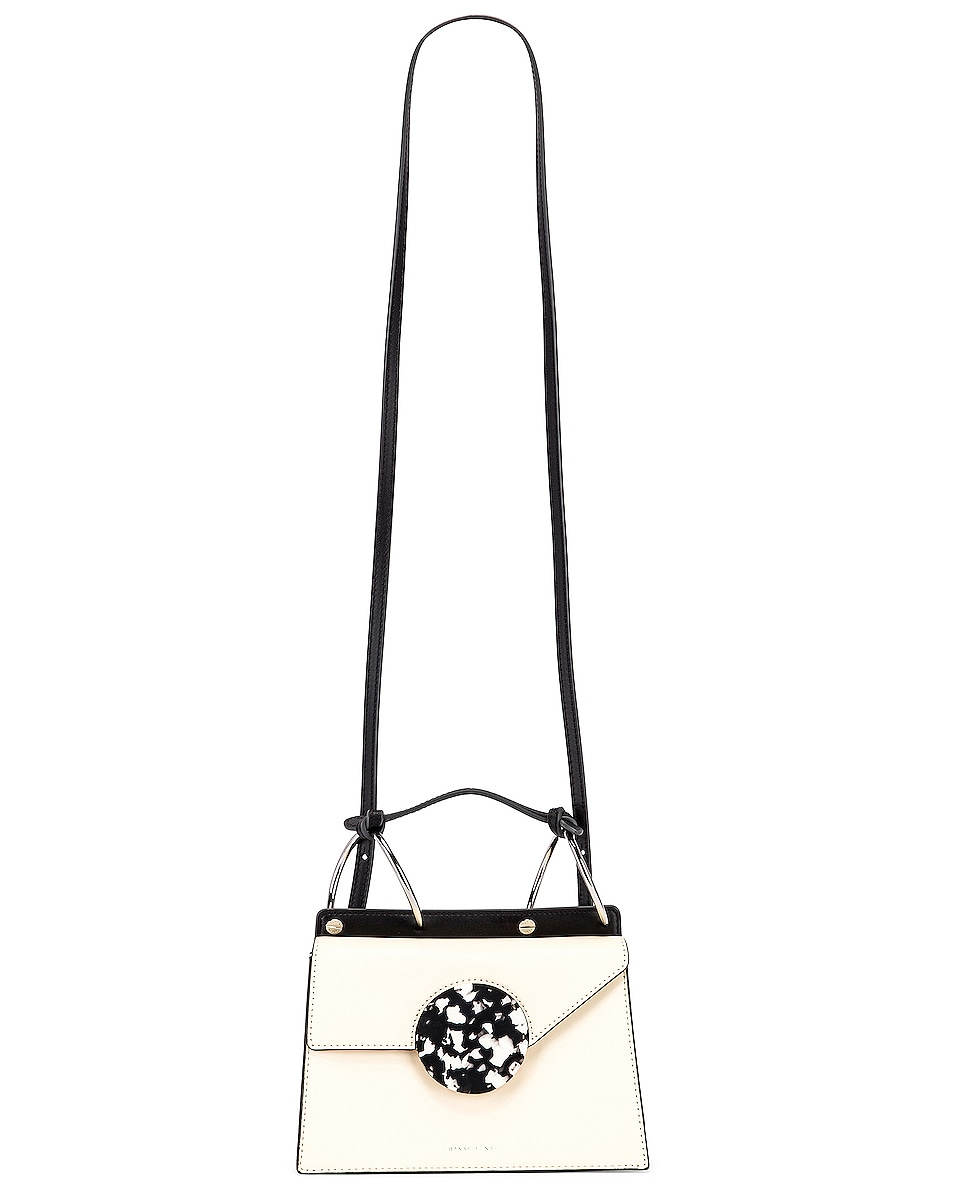 Image 6 of Danse Lente Phoebe Bis Bag in Dove & Black