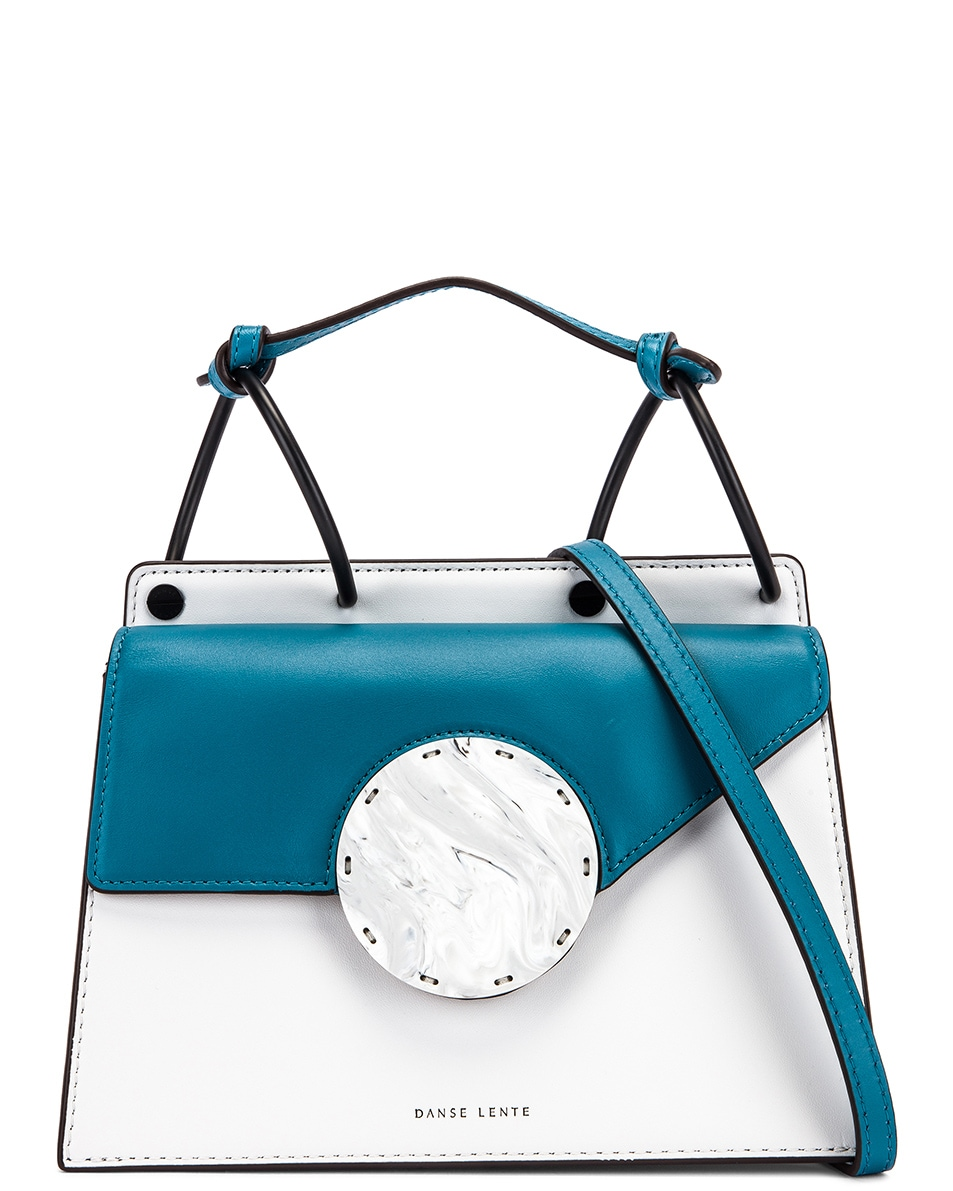 Image 1 of Danse Lente Phoebe Bis Bag in Ice & Hawaiian Blue
